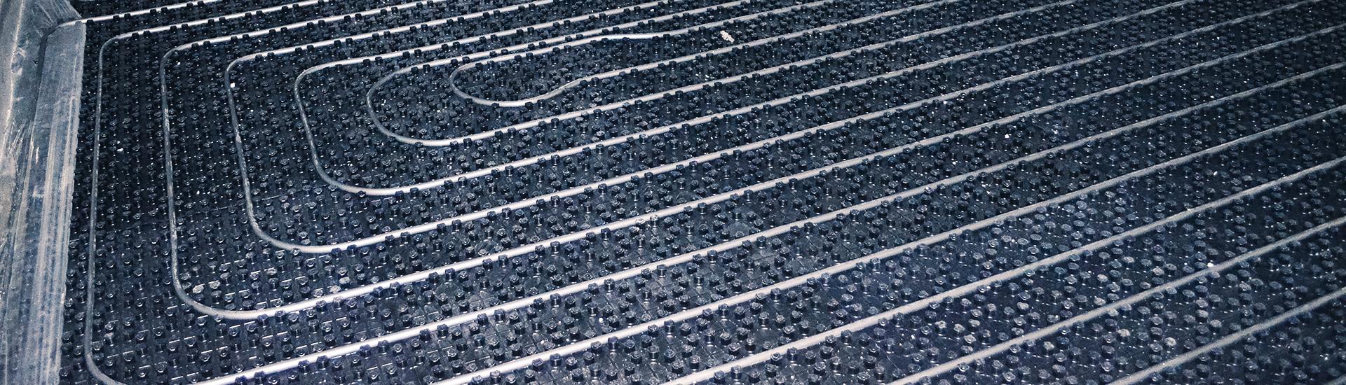 Impianti radianti riscaldamento a pavimento - Coloccini e Gambadori Jesi (An)